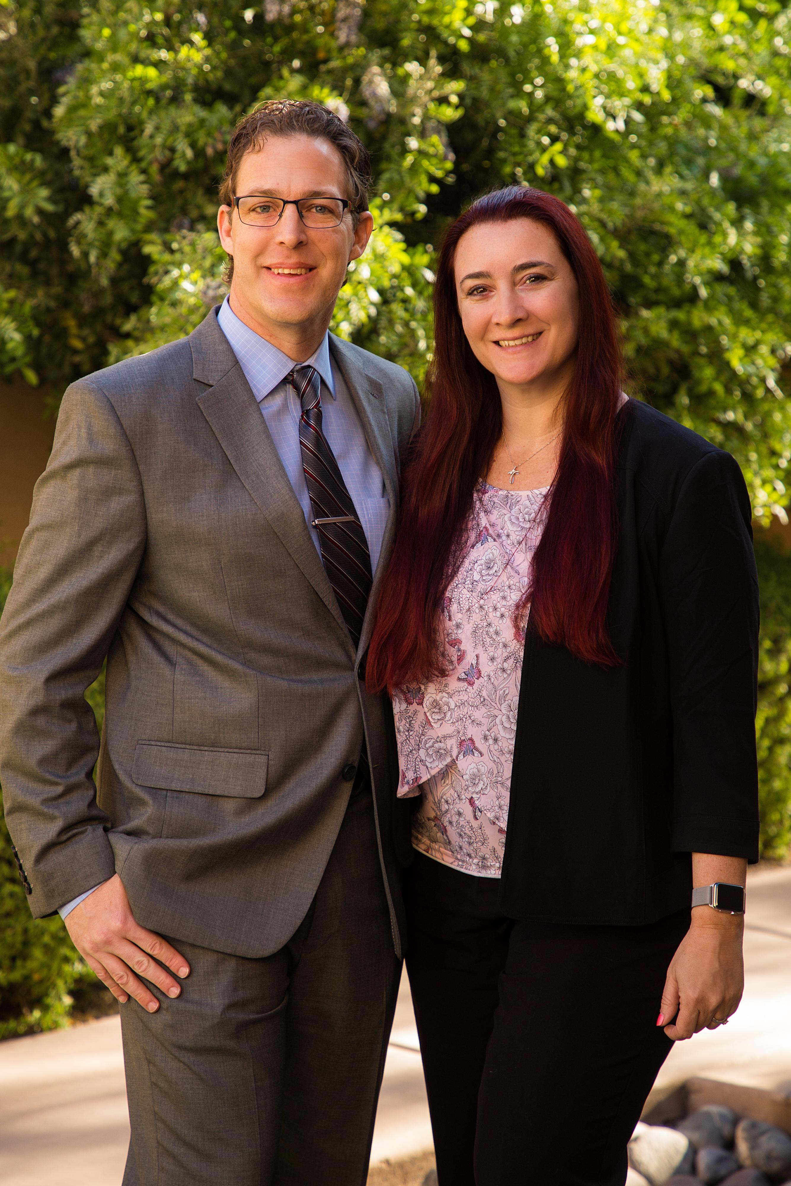 Jeff & Brandi Hybiak
